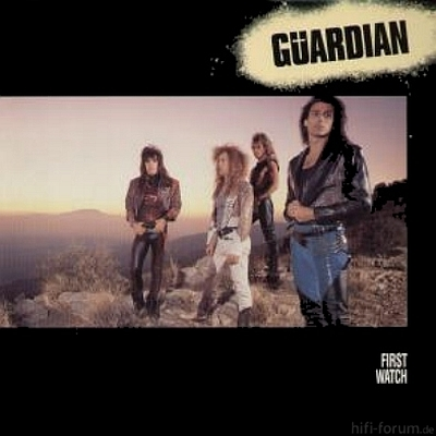 Guardian - First Watch 1989