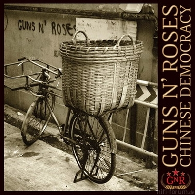 Guns N' Roses - Chinese Democracy 2008