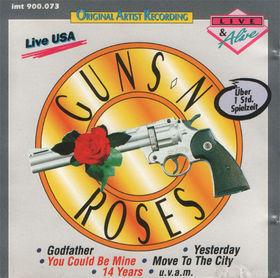 Guns 'n' Roses - Live USA 1991