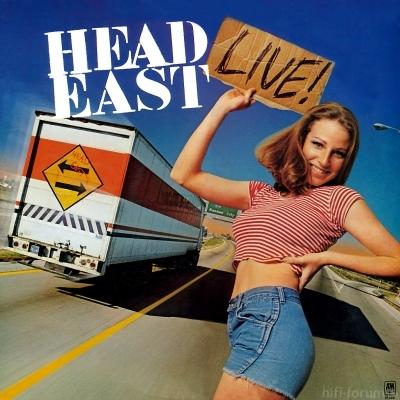 Head East - Live! 1979