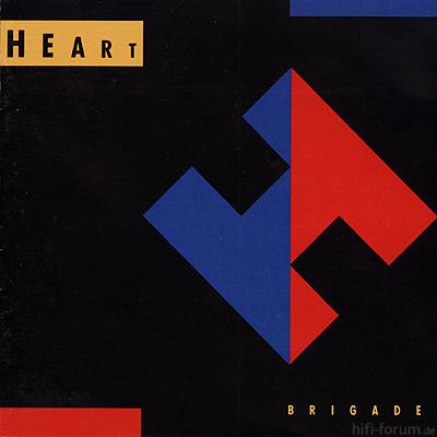 Heart - Brigade 1990