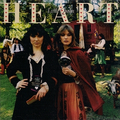 Heart - Little Queen 1977_2001