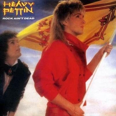 Heavy Pettin - Rock Ain't Dead 1985