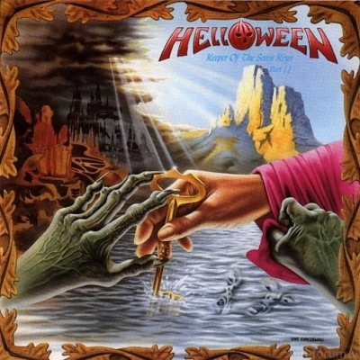 Helloween - Keeper Of The Seven Keys Part II 1988
