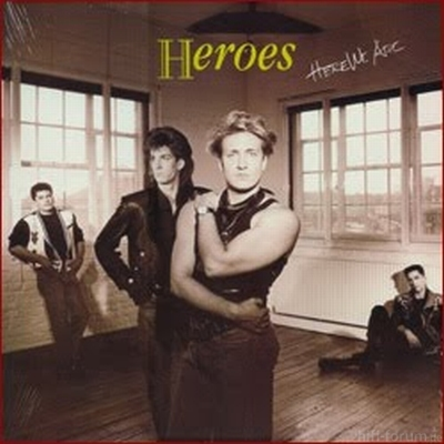 Heroes - Here We Are 1987