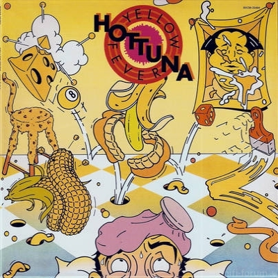 Hottuna - Yellow Fever 1975