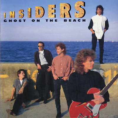 Insiders - Ghost On The Beach 1987