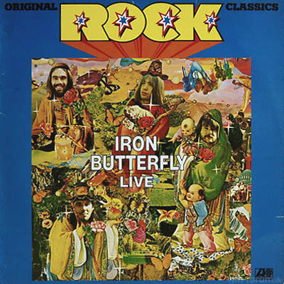 Iron Butterfly - Live 1970_1975