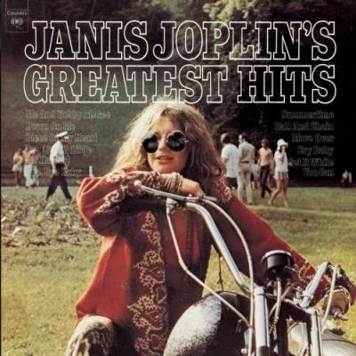 Janis Joplin - Janis Joplin's Greatest Hits 1973
