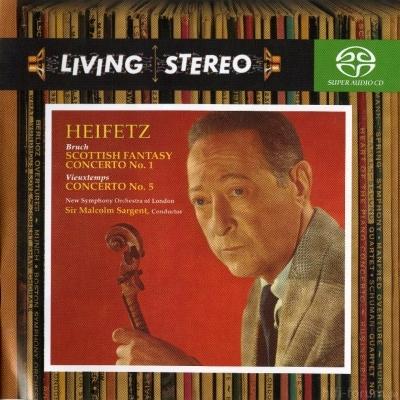 Jascha Heifetz - Scottish Fantasy 1961_2006 SACD