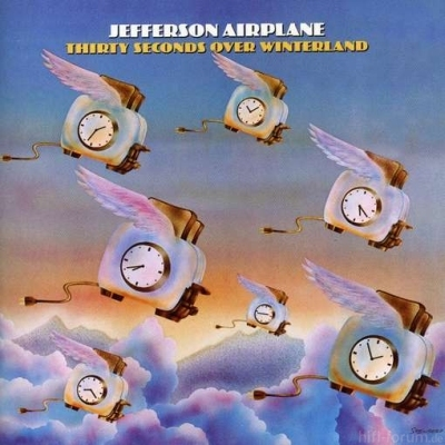 Jefferson Airplane - Thirty Seconds Over Winterland 1973