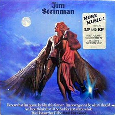 Jim Steinman - Bad For Good 1981