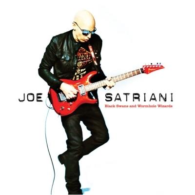 Joe Satriani - Black Swans And Wormhole Wizards 2010