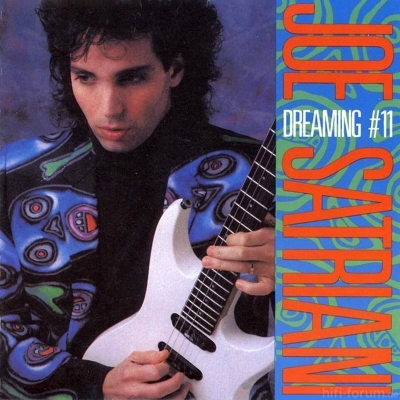 Joe Satriani - Dreaming #11 Maxi 1988