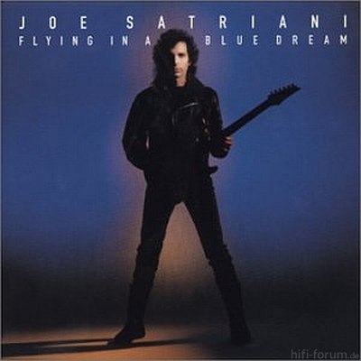 Joe Satriani - Flying In A Blue Dream 1989