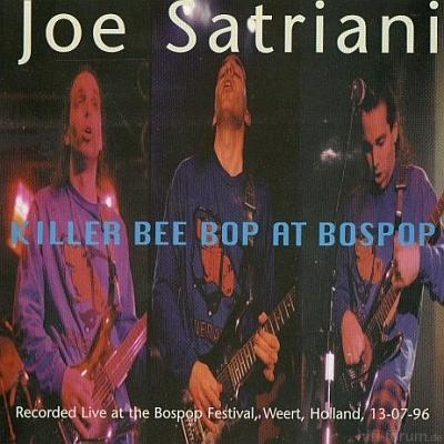 Joe Satriani - Killer Bee Bop At Bospop 1996