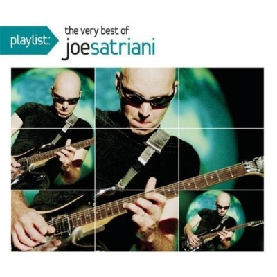 Joe Satriani - Playlist, The Very Best Of 2010