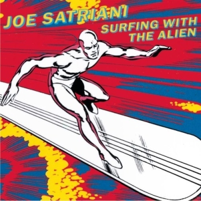 Joe Satriani - Surfing With The Alien 1987