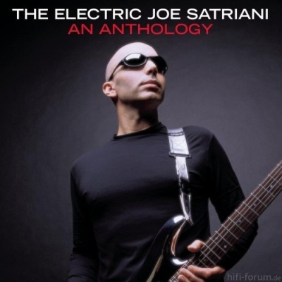 Joe Satriani - The Electric Joe Satriani, An Anthology 2003
