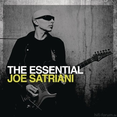 Joe Satriani - The Essential 2010