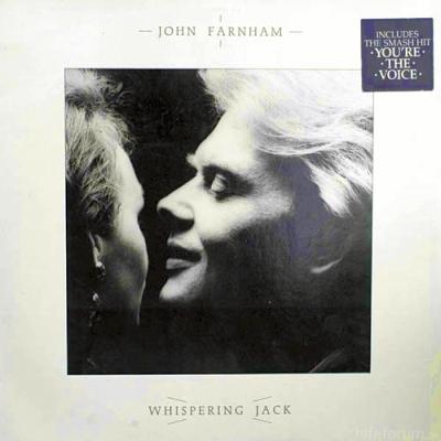 John Farnham - Whispering Jack 1986
