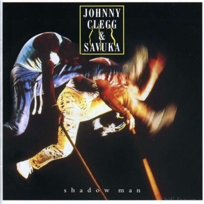 Johnny Clegg & Savuka - Shadow Man 1988.jpg