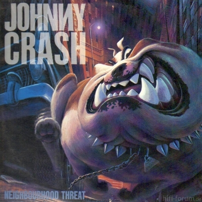 Johnny Crash - Neighbourhood Threat 1990