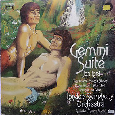 Jon Lord / London Symphony Orchestra – Gemini Suite 1971