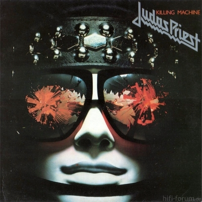 Judas Priest - Killing Machine 1978