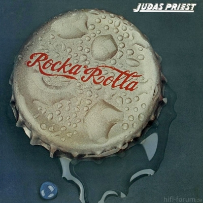 Judas Priest - Rocka'Rolla1983