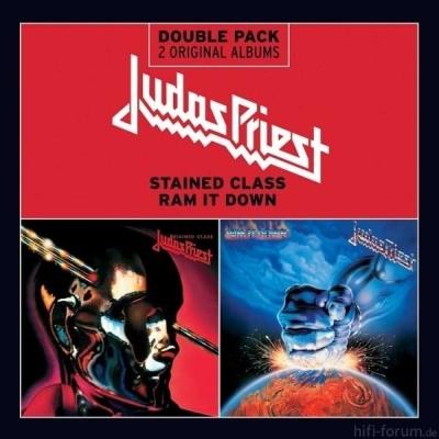 Judas Priest - Stained Class 1978 Ram It Down 1988_2003