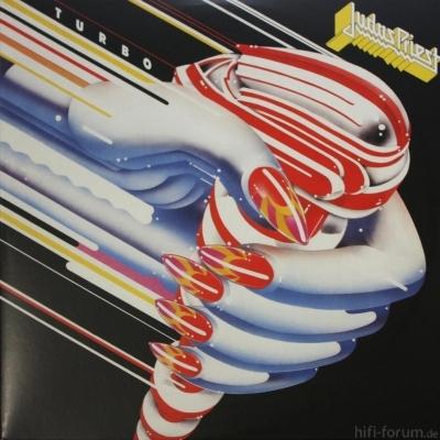 Judas Priest - Turbo 1986