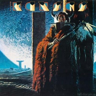 Kansas - Monolith 1979