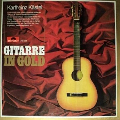 Karlheinz K?stel - Gitarre In Gold 1966
