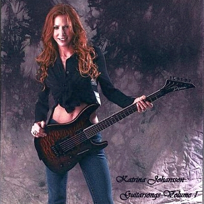 Katrina Johansson - Guitarsongs Vol. 1 2005