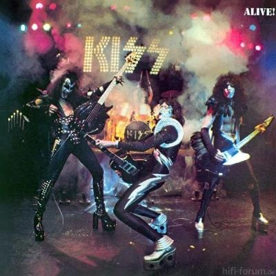 Kiss - Alive 1975