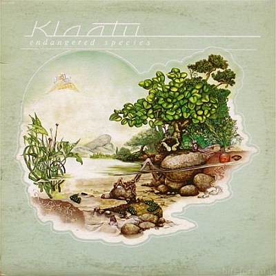 Klaatu - Endangered Species 1980