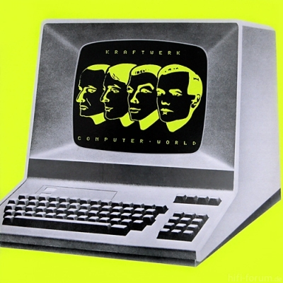 Kraftwerk - Computer-World 1981