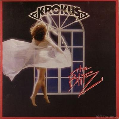 Krokus - The Blitz 1984