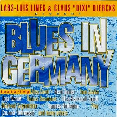 Lars-Luis Linek & Claus Dixi Dierks - Blues In Germany 1996