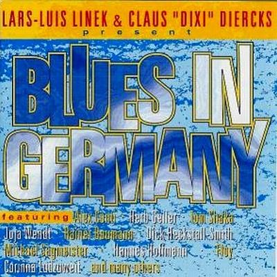 Lars-Luis Linek & Claus Dixi Dierks - Blues in Germany 1996