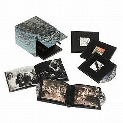 Led Zeppelin 10 CD Box Complete Studio Recordings 1983