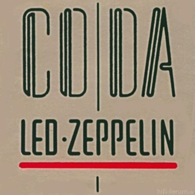 Led Zeppelin - CODA 1982