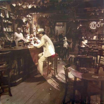 Led Zeppelin - In Through The Out Door 1979