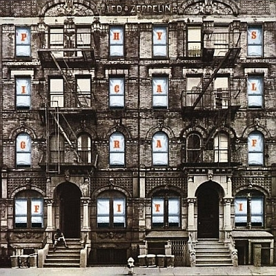 Led Zeppelin - Physical Graffiti 1975