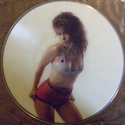 Lee Aaron - Same Pic LP