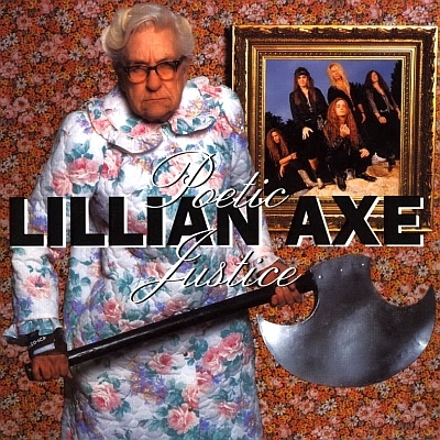 Lillian Axe - Poetic Justice 1992