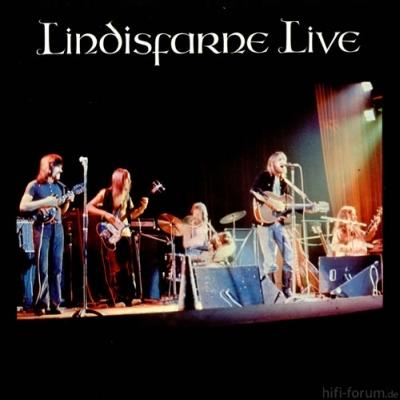 Lindisfarne Live 1972