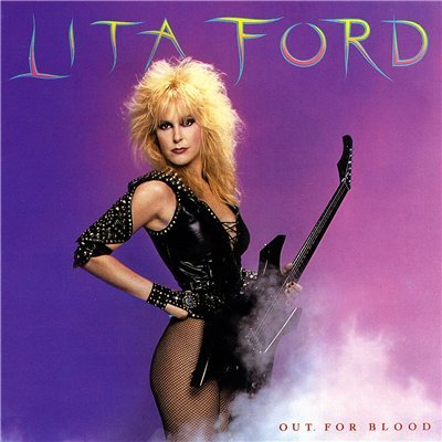 Lita Ford - Out For Blood 1983