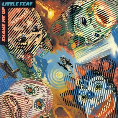 Little Feat - Shake Me Up 1991
